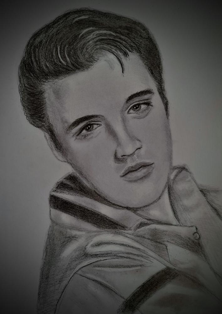 Elvis Presley par paulb